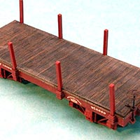 RS Laser add-on deck for Bachmann freight cars